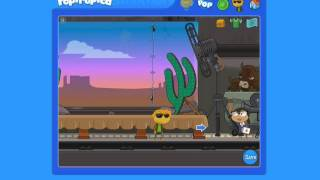 Poptropica Back Lot Island Complete Walkthrough
