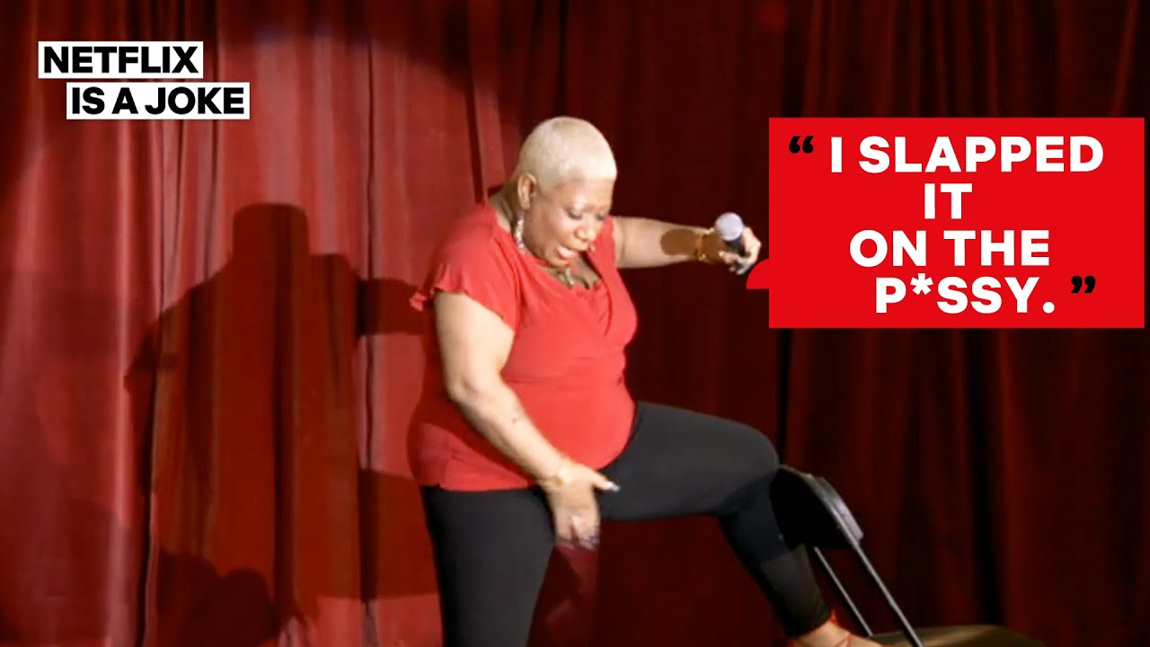 Luenell Burnt Her Vagina by Mistake | Netflix Is A Joke