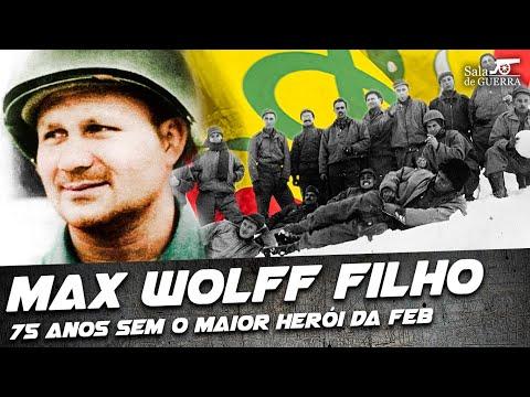 Sargento Max Wolff Filho: 75 anos sem o maior herói da FEB - DOC #49