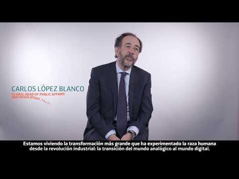 Carlos López Blanco, interviewed at OECD Forum 2017 (subtitles in spanish)