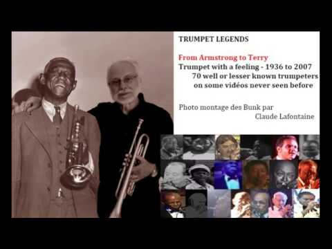 Trumpet with a feeling (4) - Trumpet Legends