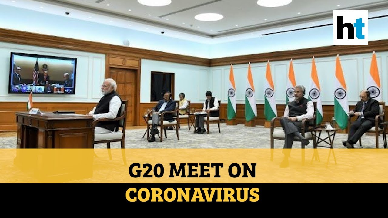 G20 nations meet to discuss COVID-19 crisis: Key takeaways
