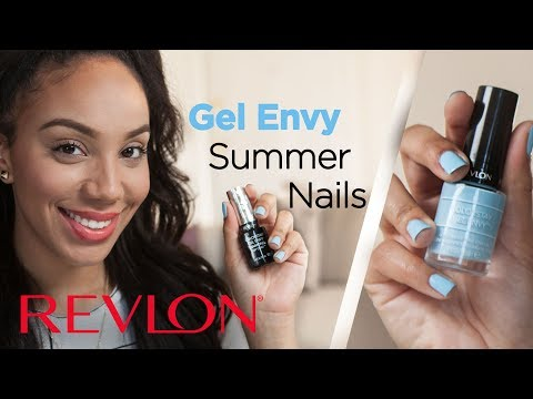 Summer Nails with the ColorStay Gel Envy™ Collection feat. Alyssa Forever | Revlon