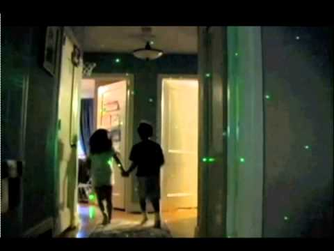 FireFly Laser Lamp Mood Light - YouTube