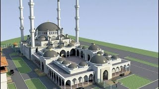 📍 Crimea - Crimean Tatars and their new Mega Mosque!