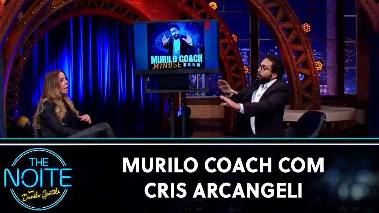 Murilo Coach com Cris Arcangeli | The Noite (10/08/20)