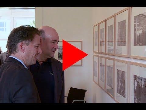 Michael Souvignier - New York - Ausstellung der Stiftung für Kunst und Kultur