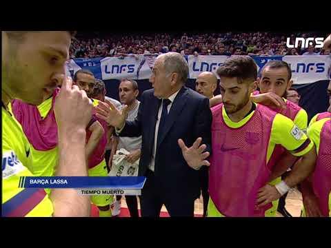 CA OSasuna Magna   FC Barcelona Lassa Copa de España Semifinales