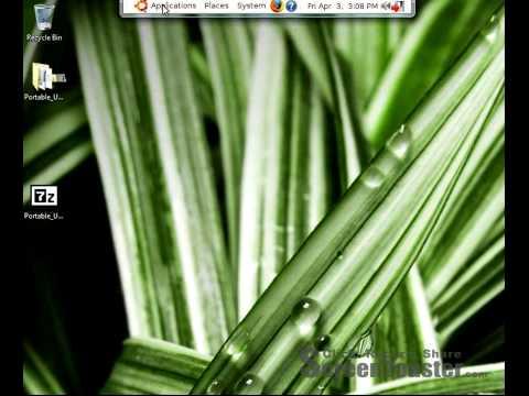 portable-ubuntu-screencast