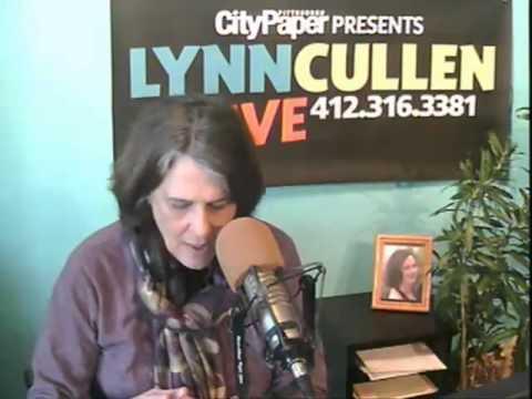 Lynn Cullen Live 1/8/12