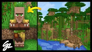Jungle Villages In Minecraft 1.14?
