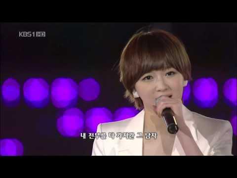 090426 Davichi   Open concert   YouTube