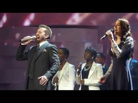 Alfie Boe & Samantha Barks live at the Royal Albert Hall 0210 2013 HD