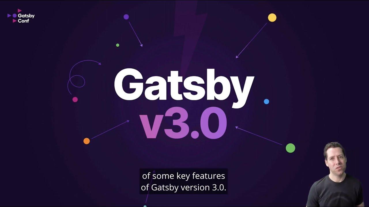 Gatsby v3.0 with Patrick Sullivan and Lennart Jörgens