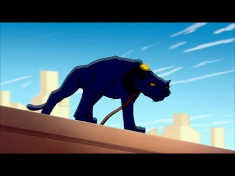 THE MAGICIAN | Black Cat | Full Episode 33 | Cartoon TV Series | English