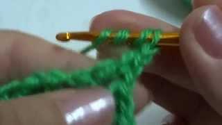 Филейное вязание. Вязание крючком с нуля. Урок 15.