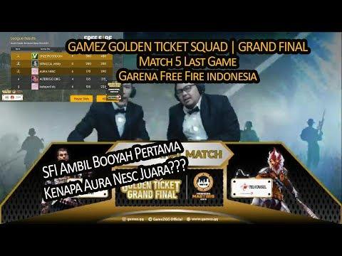 Match 5(Final Game)