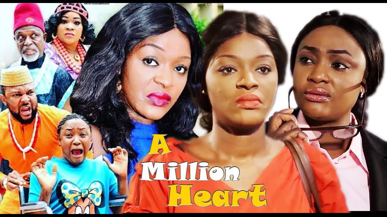 Download A Million Heart Part 2 - Chacha Ekeh & Lizzy Gold Latest Nollywood Movies.