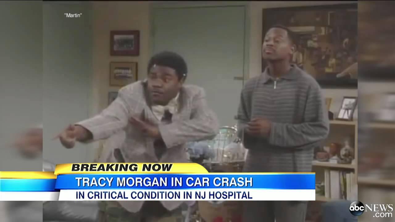 Kevin Hart Hospitalized in Non-Fatal Car Crash