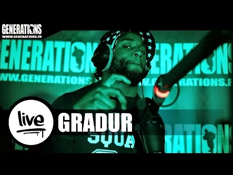 Gradur - Jamais (Live des studios de Generations)