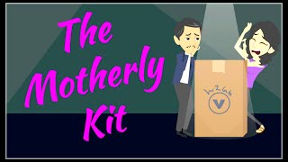 The Motherly Kit - Scary Story animated in Hindi