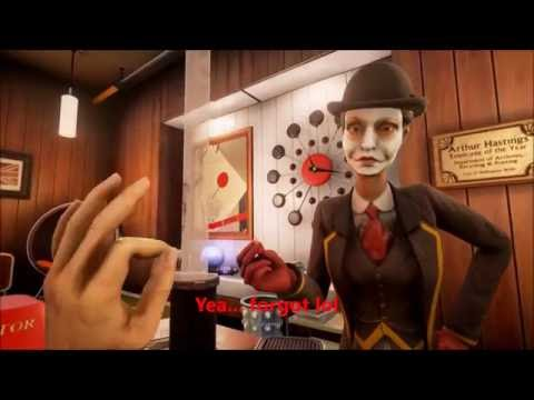 We Happy Few- Let's Play #3  I BEAT THE GAME, NOT! |