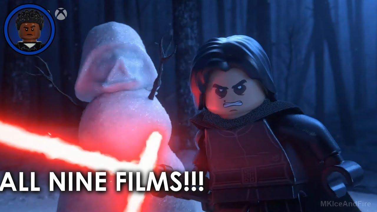 Lego Star Wars: The Skywalker Saga Game Has Me HYPE!