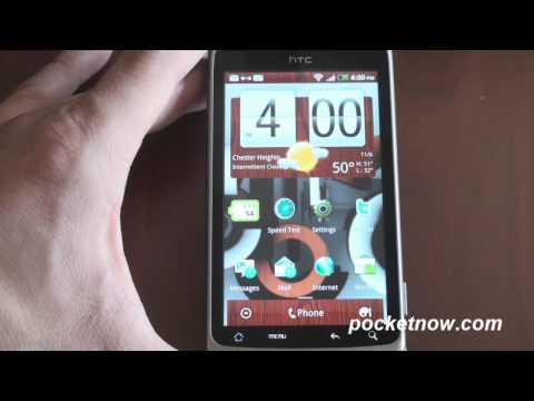 HTC Desire Z with AT&T 3G Software Review