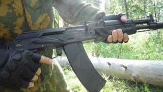 Массогабаритный макет АК-105