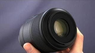 nikon 85mm ƒ 3 5g af s ed if dx micro nikkor vr