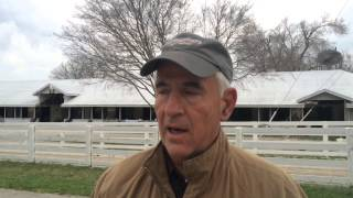 Blue Grass Stakes: Nick Zito - Frammento