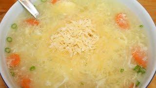 Вкусный Картофельный овощной СУП ПЮРЕ. Простой рецепт