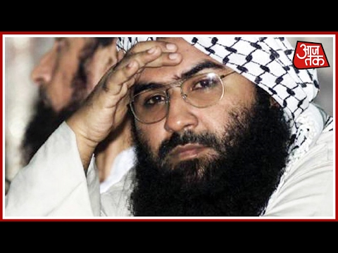 India Takes Up Masood Azhar's Ban Issue With China