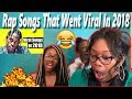 Mom reacts to Rap Songs That Went Viral In 2018 [Most Popular Hits] Reaction
