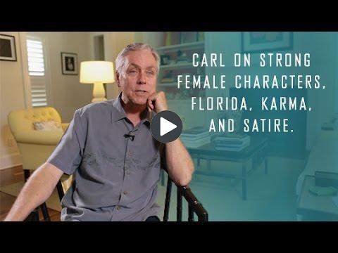 "Carl Hiaasen on ""Razor Girl,"" weird Florida stuff, strong female characters, and karma"