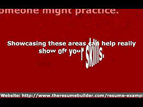 Find The Perfect Sample Resume