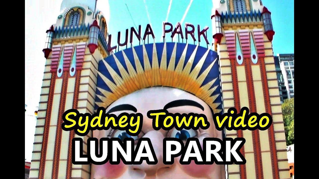 Luna park tour youtube for Puerta 9 luna park