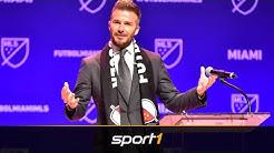 Beckham baggert an Star-Duo | SPORT1 - TRANSFERMARKT