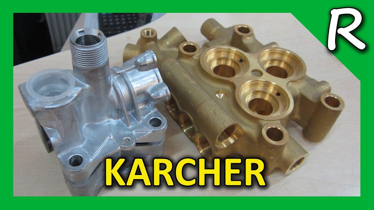 Фильтр для пылесоса DS 5500 Karcher - YouTube