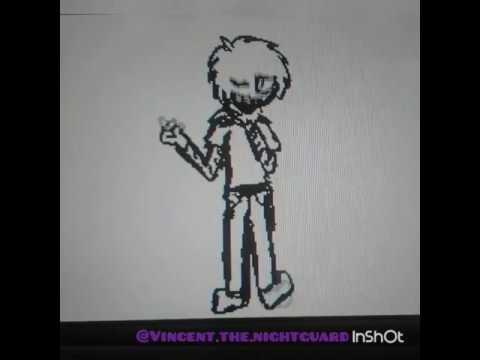 FNaF Purple GuyVincentRa Ra Rasputin meme