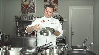 Как правильно подготовить сковороду к использованию.