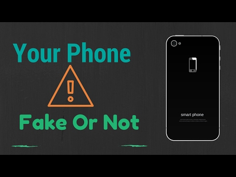 How to Check a Phone Original Or Fake