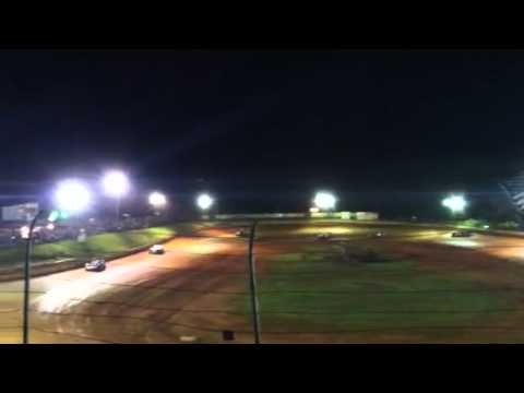 Kevin Sutton #81 @ Tri-County Racetrack