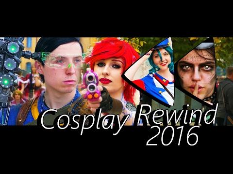Cosplay Rewind 2016 :: EPIC Cosplay Music Video :: Best of CMV 2016 :: Sevenblade Media :: 4k UHD