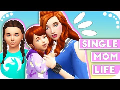 SINGLE MOM LIFE | THE SIMS 4 | Part 28 - Upcoming Leo & Elena Drama?🔥