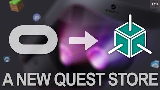 How to sideload apps on Oculus Quest / Oculus Go (and cast