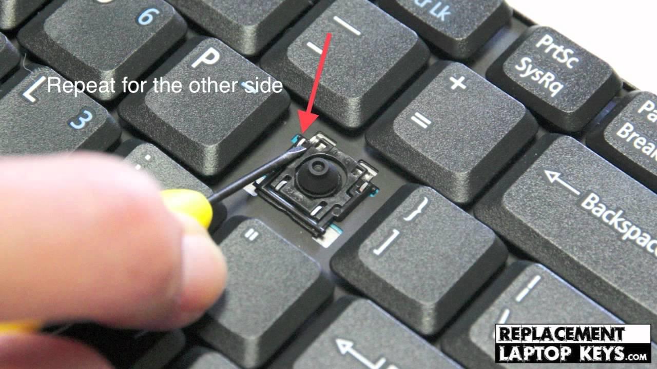 laptop key installation guide how to repair laptop keys videos keyboard keys are easy to fix [ 1280 x 720 Pixel ]