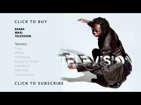 Baaba Maal - Television - (Full Album)