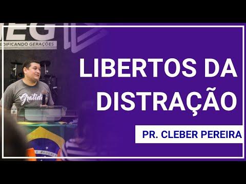 MEG - LIBERTOS DA DISTRAÇÃO - PR CLEBER PEREIRA
