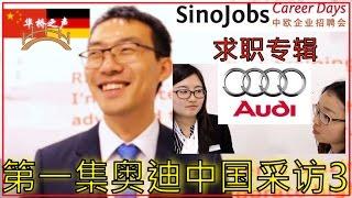 在德国规模最大的招聘会, 专门为中国人举办!SinoJobs Career Days! 第3...